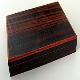 Xikar koker v. 1 sigaar zwart