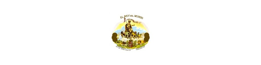 Buy Cigars from Cuba El Rey Del Mundo at cigars-online.nl