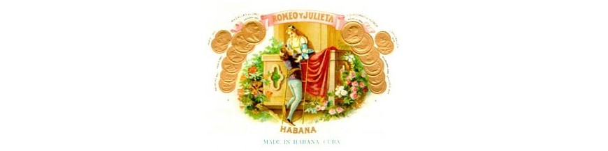 Sigaren kopen Cuba Romeo Y Julieta bij sigaren-online