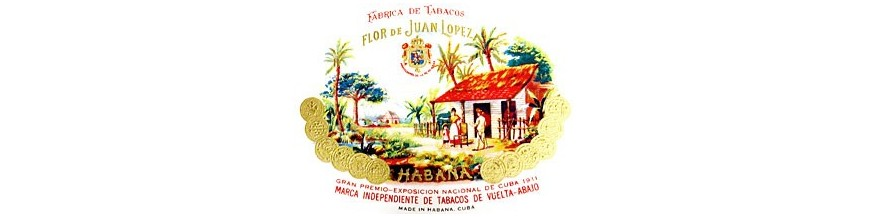 Buy Cigars from Cuba Juan Lopez at cigars-online.nl